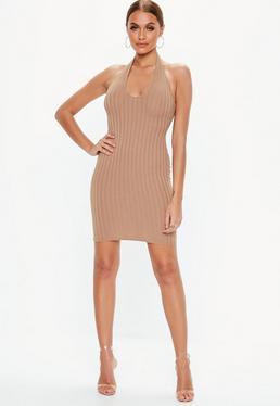 Beige Dresses for Women