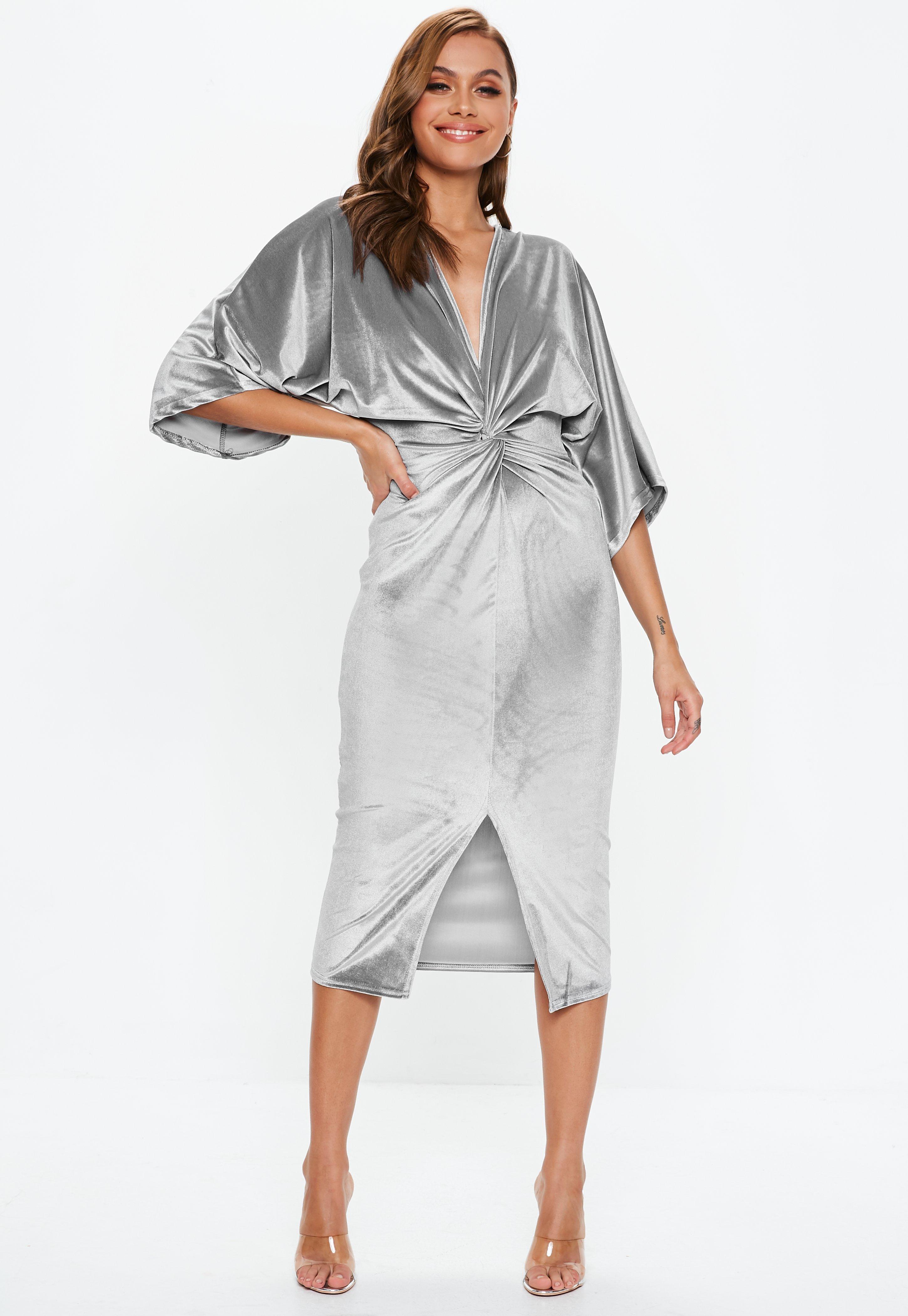 37838db95532 Velvet Dresses | Crushed Velvet & Velour Dresses | Missguided