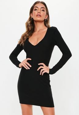 Long Sleeve Dresses · Satin Wrap Dresses · Black Midi Dresses · Ruched  Dresses · Mini Dresses 29f3340ff
