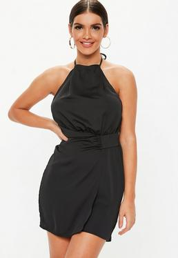 Backless Dresses Open Low Back Dresses Missguided