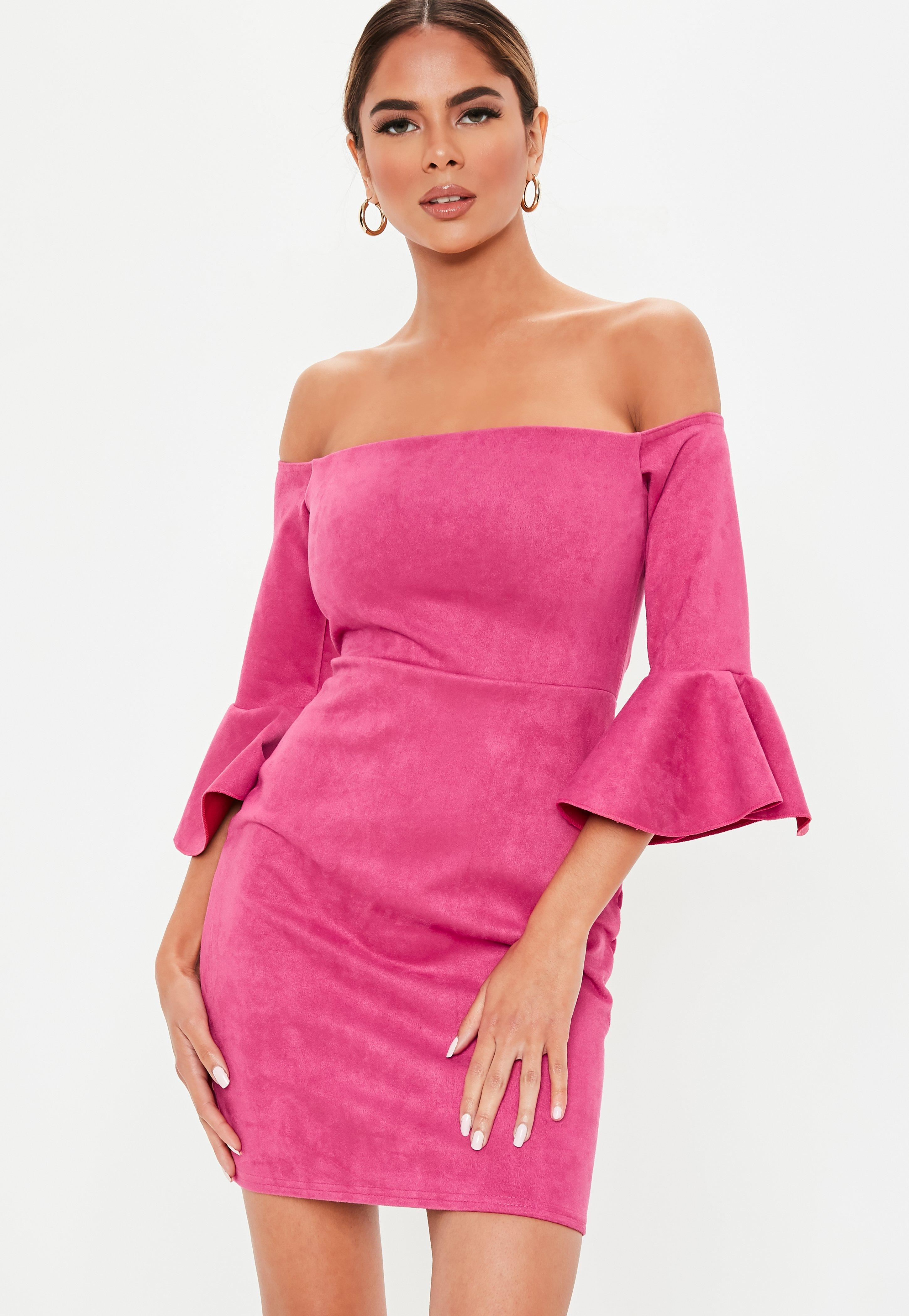 538aa86b0632 Suede Dress - Faux Suede Dresses | Missguided