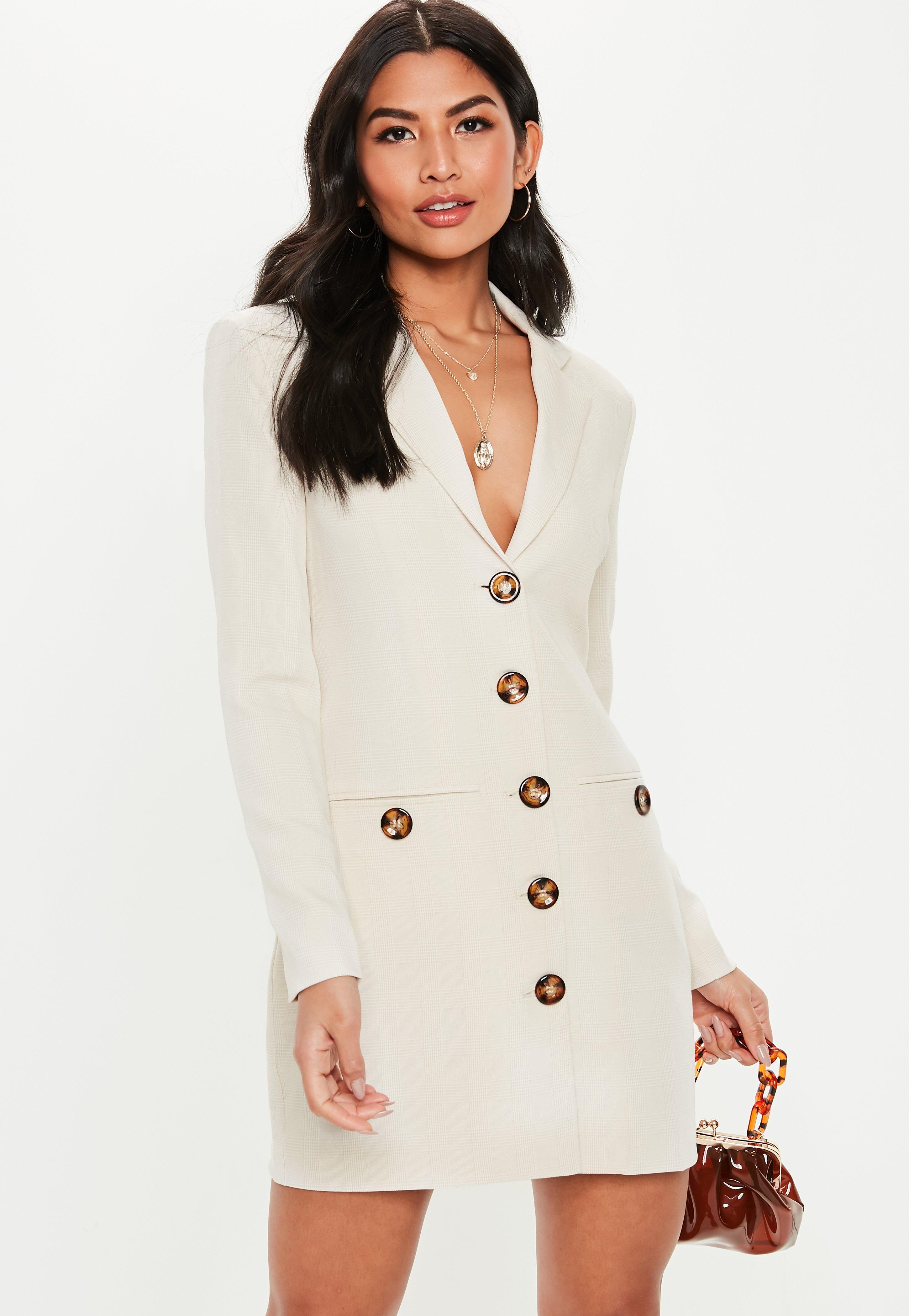 99907687ae2 Blazer Dresses
