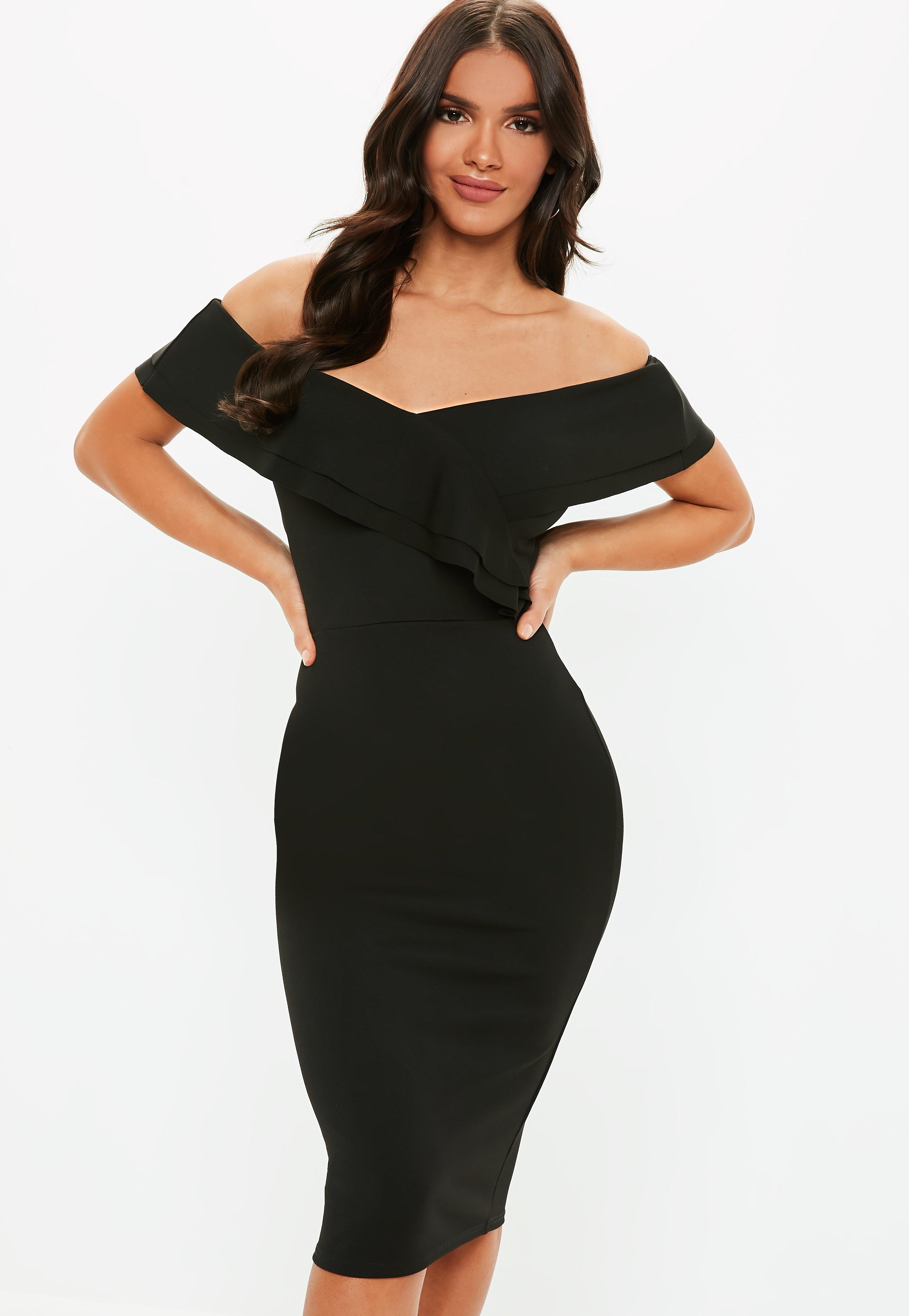 637ec4574e7c8 Robe bustier   Robe bandeau femme - Missguided