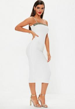 Atemberaubend Weiße Kleider | Kurze weiße Kleider - Missguided DE @NX_89