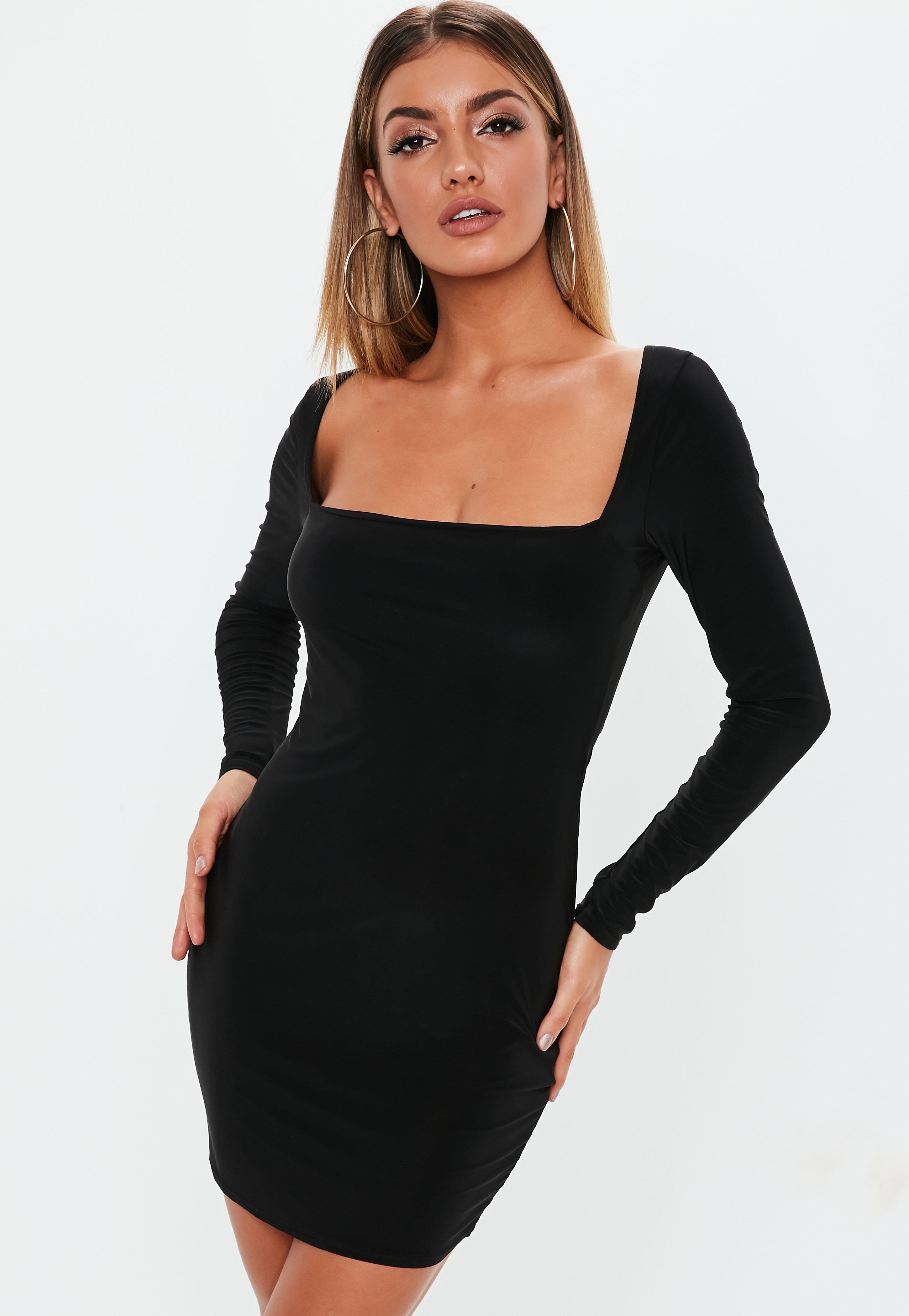 Robe moulante   Robe moulante sexy - Missguided c979e30cd754