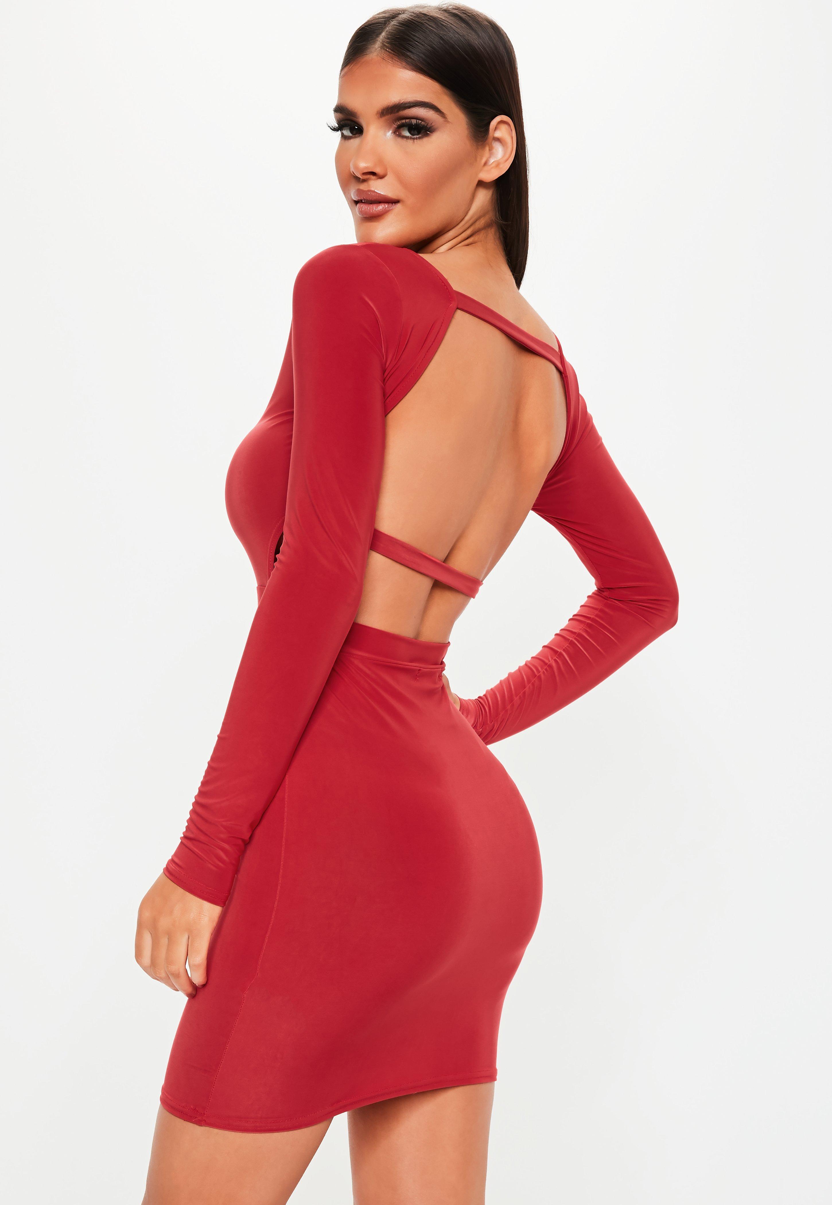 4e32808a1 Vestidos con espalda descubierta