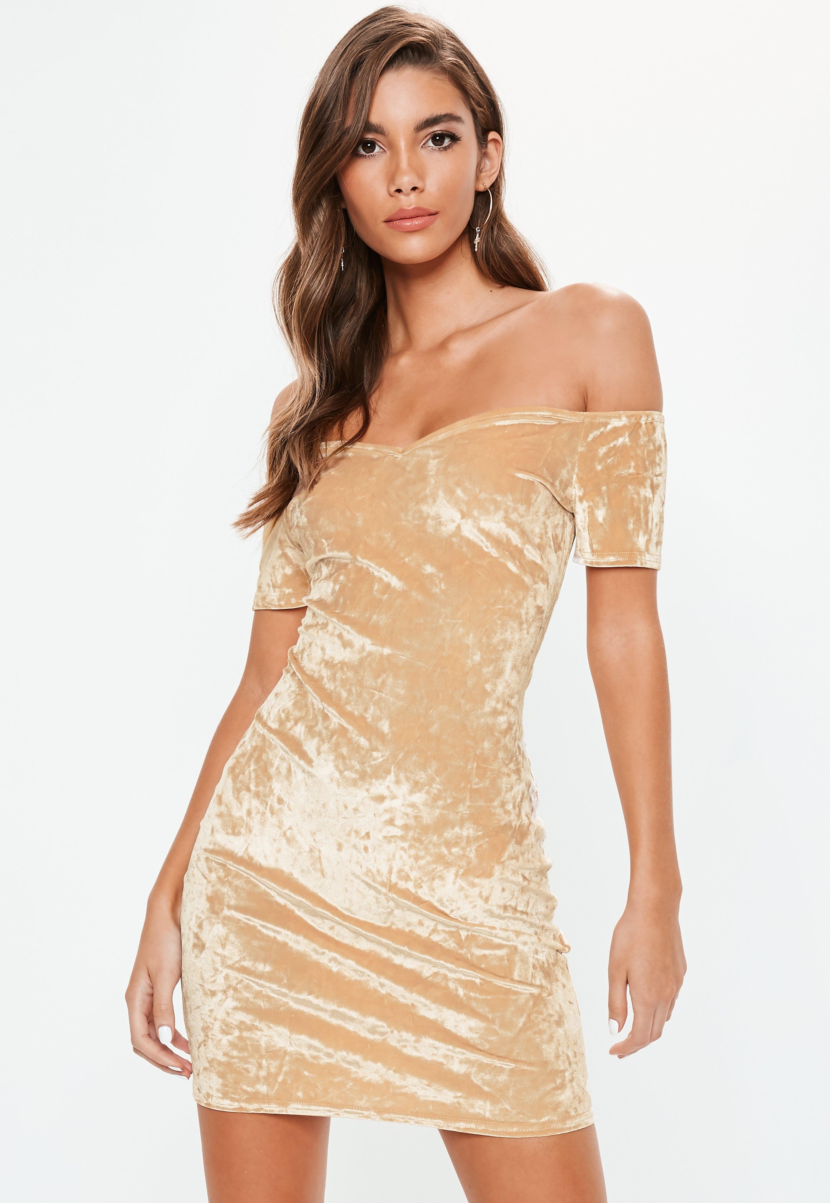 ae2c9055d318 Velvet Dresses