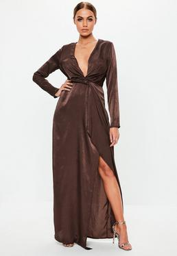Maxi Dresses Long Amp Flowy Dresses Missguided