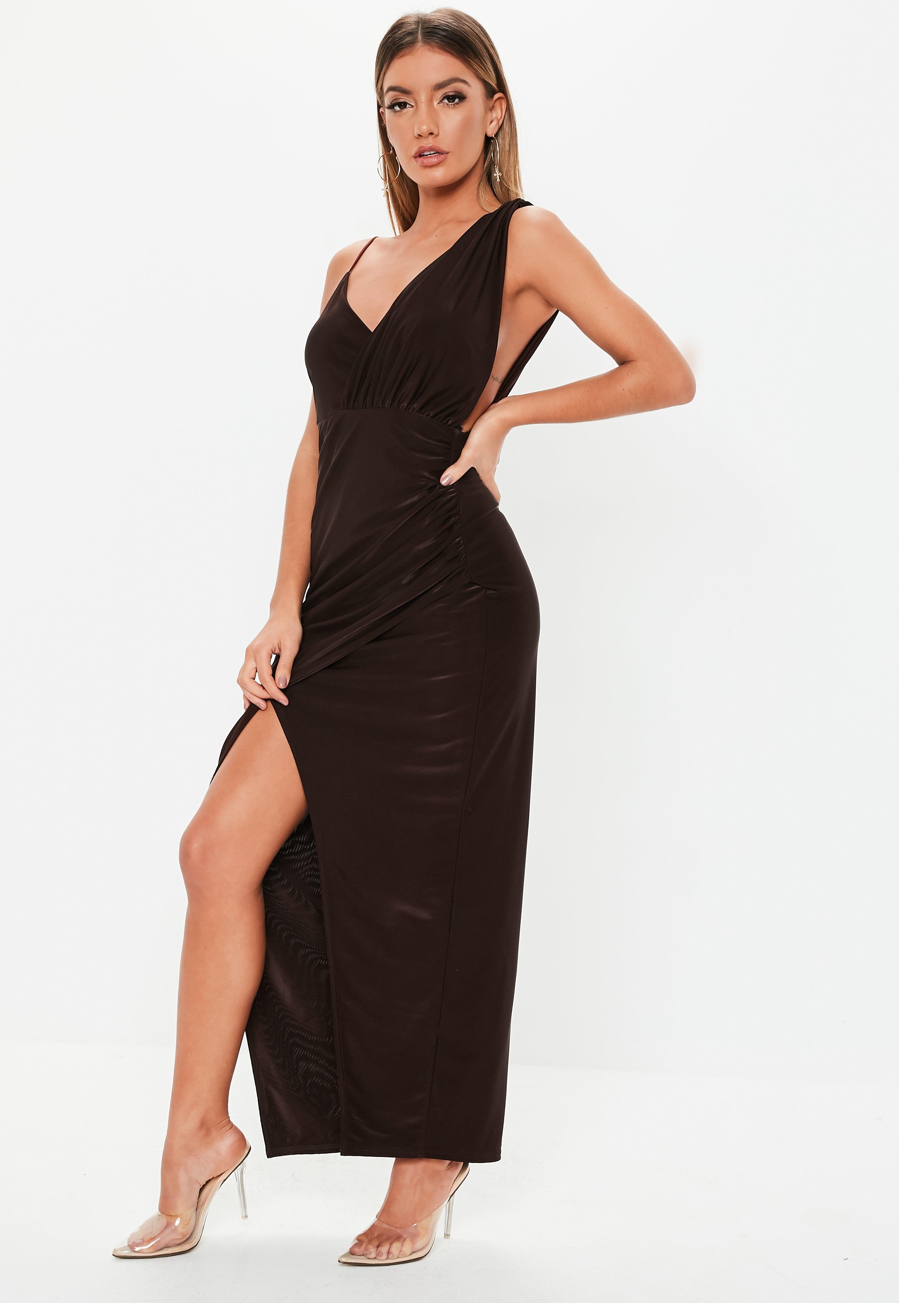 aba810e3b82be8 Sukienki Asymetryczne - Asymetryczne brzegi - Missguided