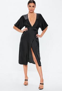 fd0107b50ae0 Kleider mit V-Ausschnitt   tiefem Ausschnitt - Missguided DE