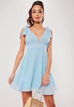 f72d7b119333 Swing Dresses | Shop Floaty Dresses - Missguided