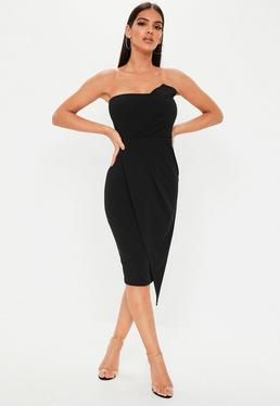 2fd05dacf9bc Midi Dresses UK | Knee Length Dresses | Missguided