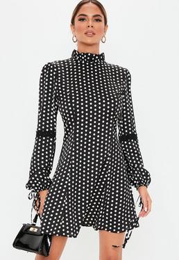 Satinkleider   Seidige Kleider online shoppen - Missguided DE 80b218b336