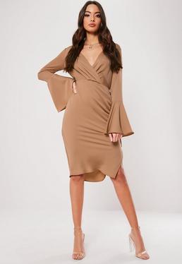 6fc9012fa7a Wrap Dresses - Wrap Around Dresses