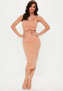 bc4cb8bba Cut Out Dresses | Shop Cutaway Dresses - Missguided
