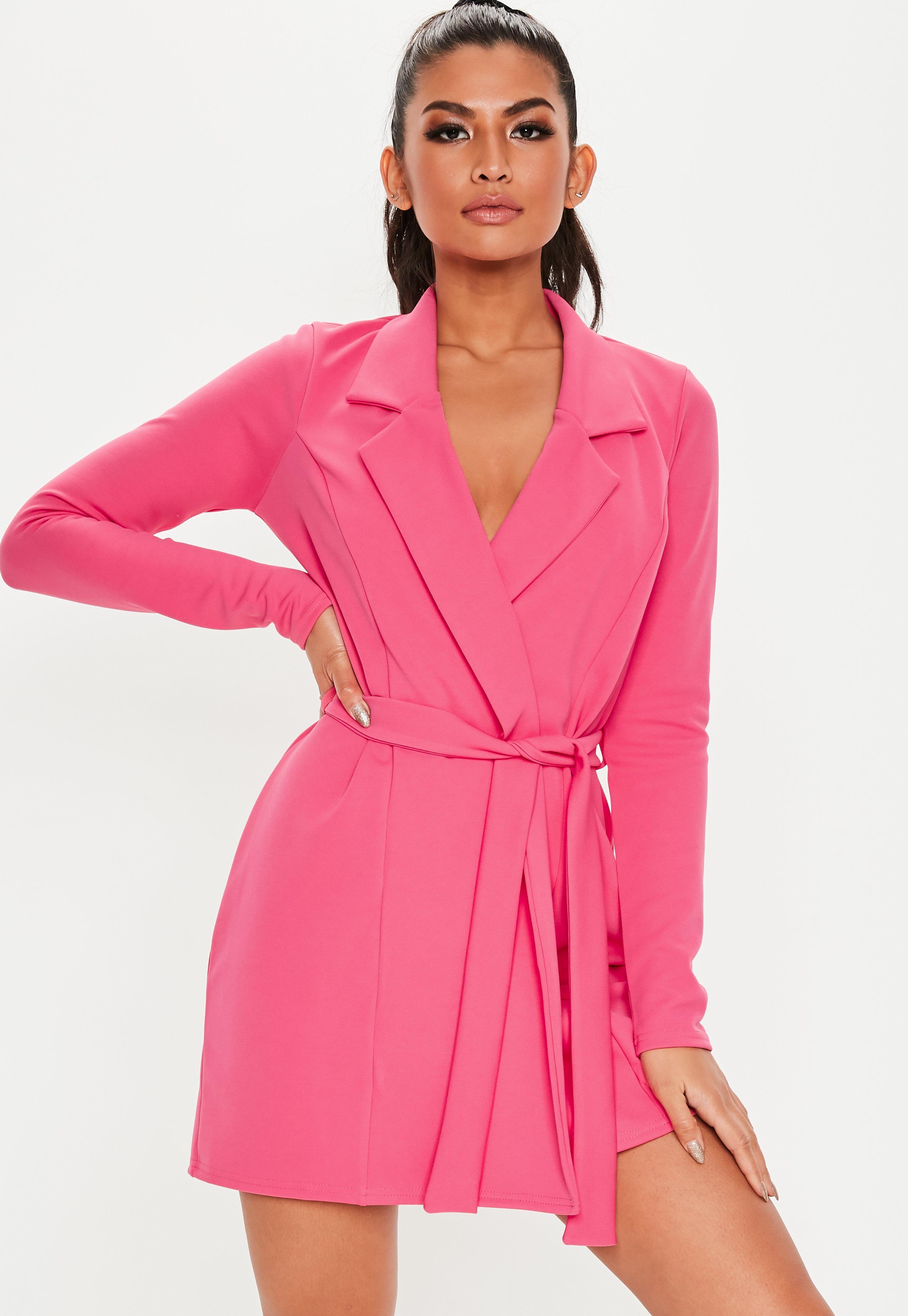 c2f1c7c9694 Blazer Dresses