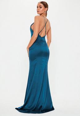 b90f1d5f00b Satin Maxi Dresses