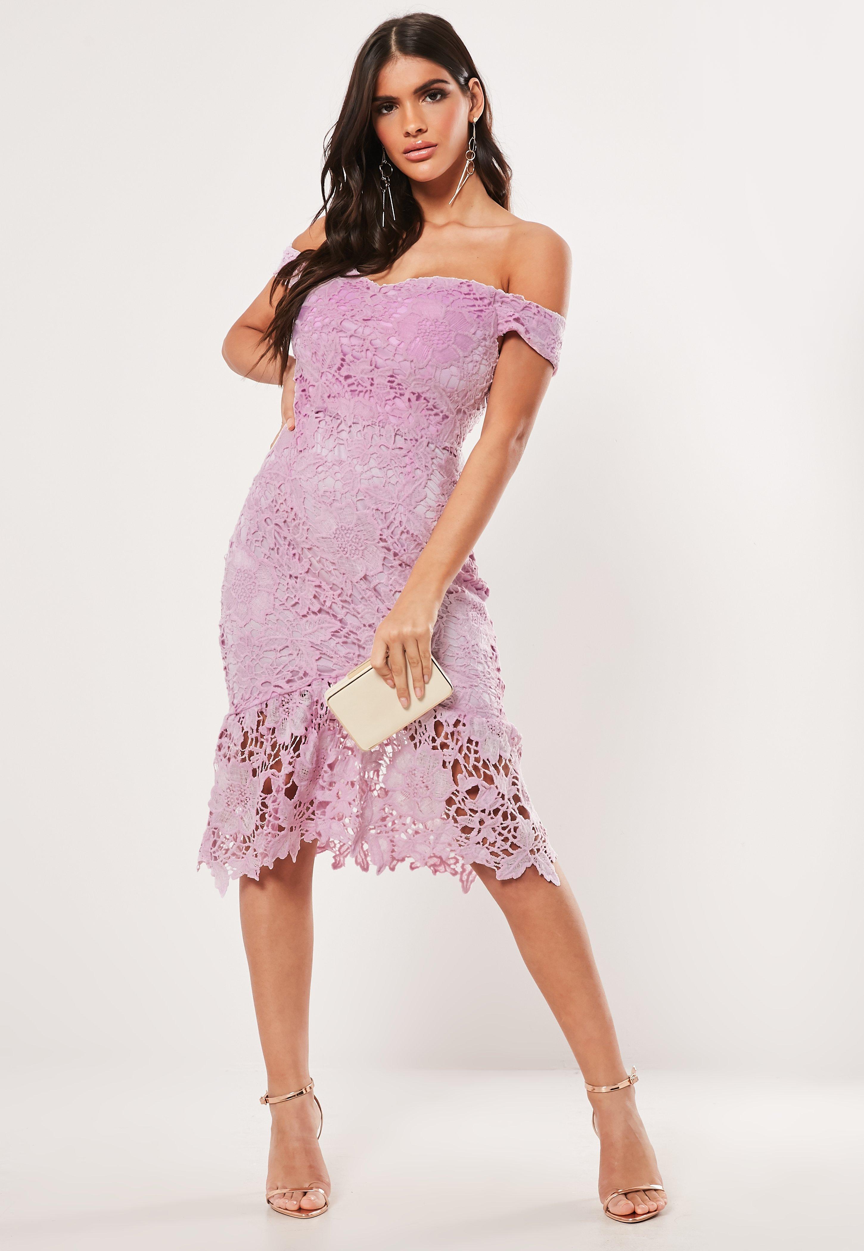 529a806ec58 Midi Dresses UK | Knee Length Dresses | Missguided