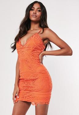 83b96c6b81ec Orange Dresses | Shop Orange Dresses Online - Missguided