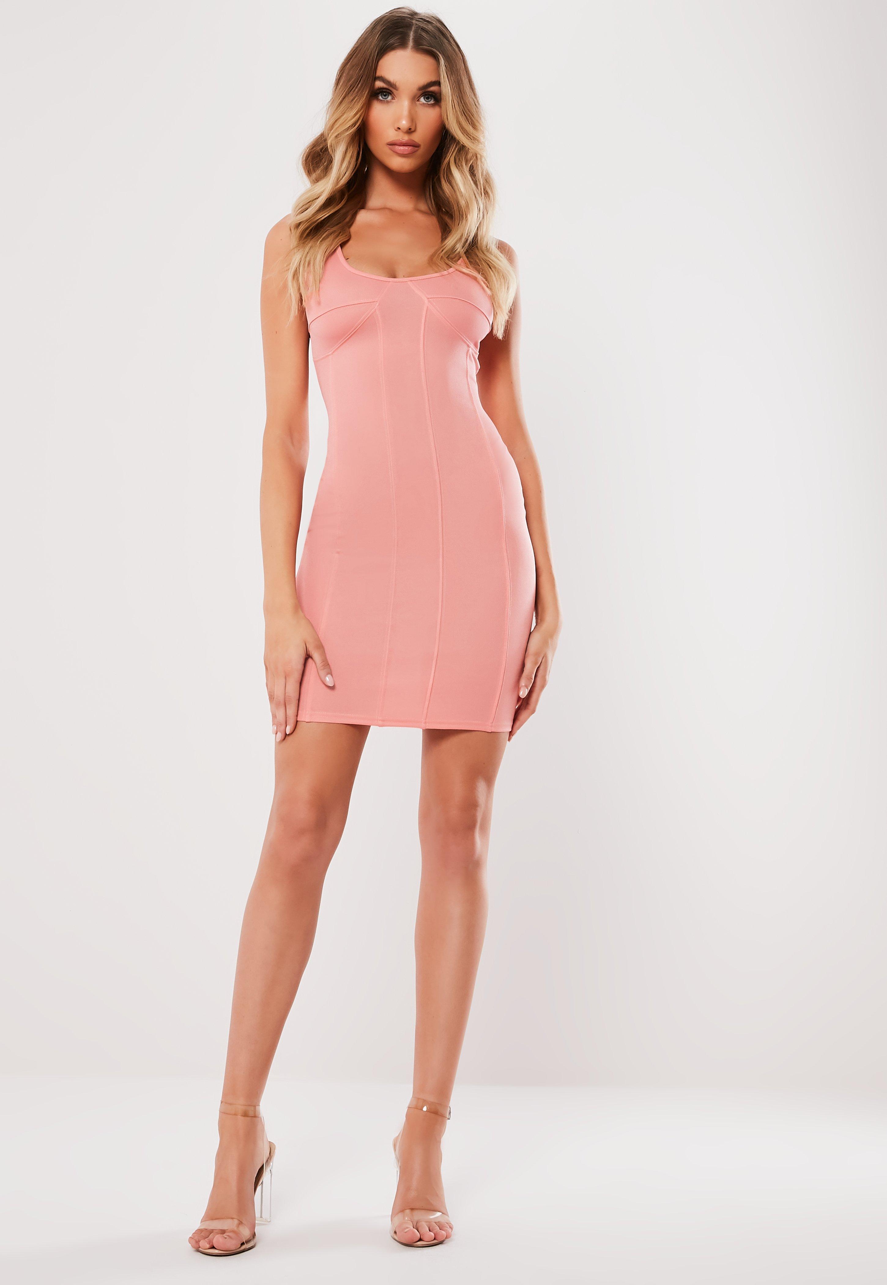 ca0cd4d559c7c Pink Dresses