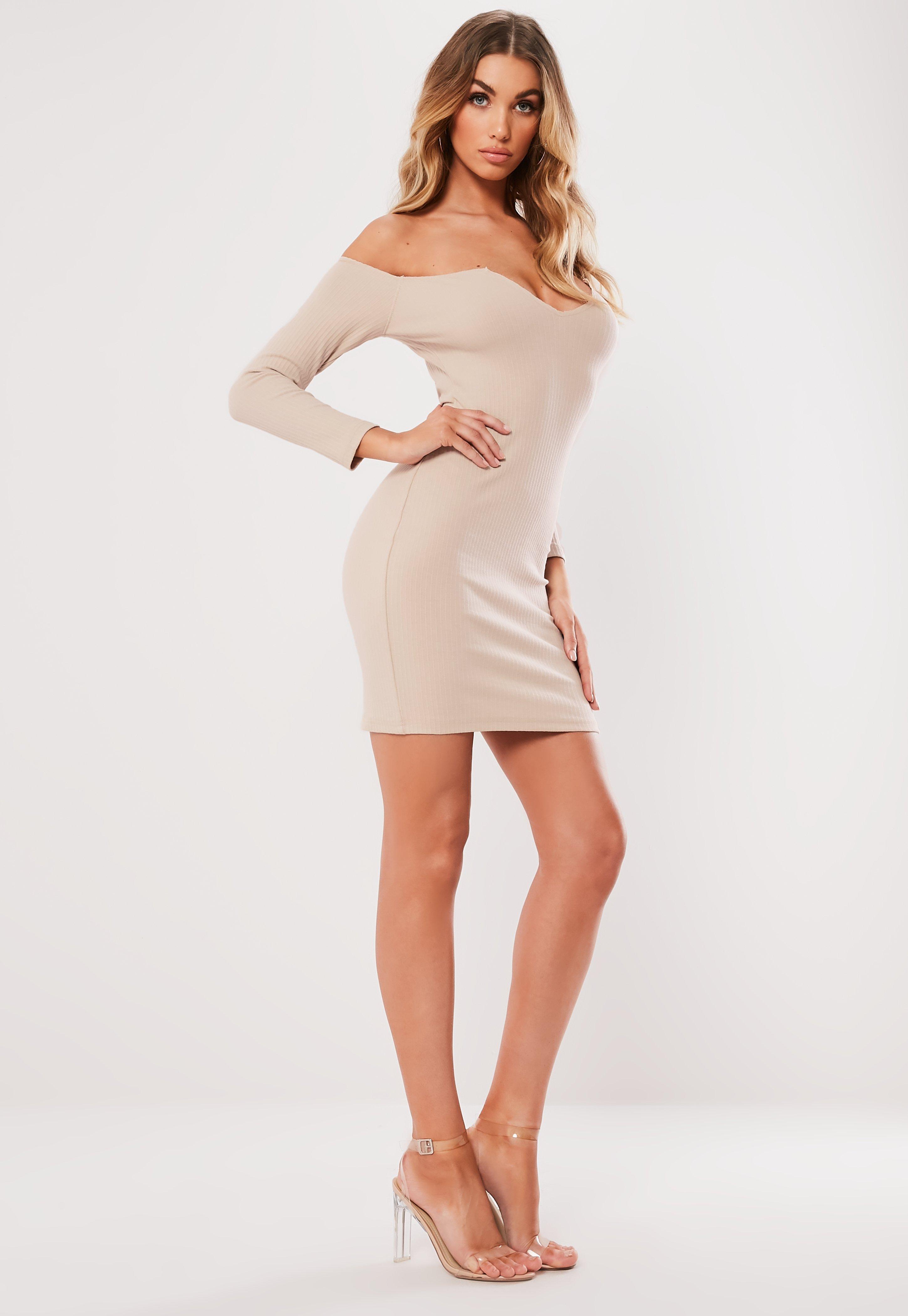 Off the Shoulder Dresses - Bardot Dresses Online  249692aca