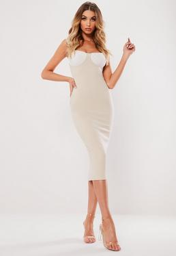 abdde810c21a Bodycon Midi Dresses