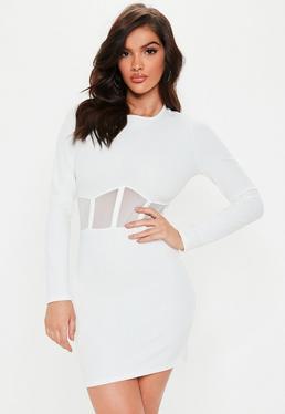 0f14b24c70 White Mini Dresses