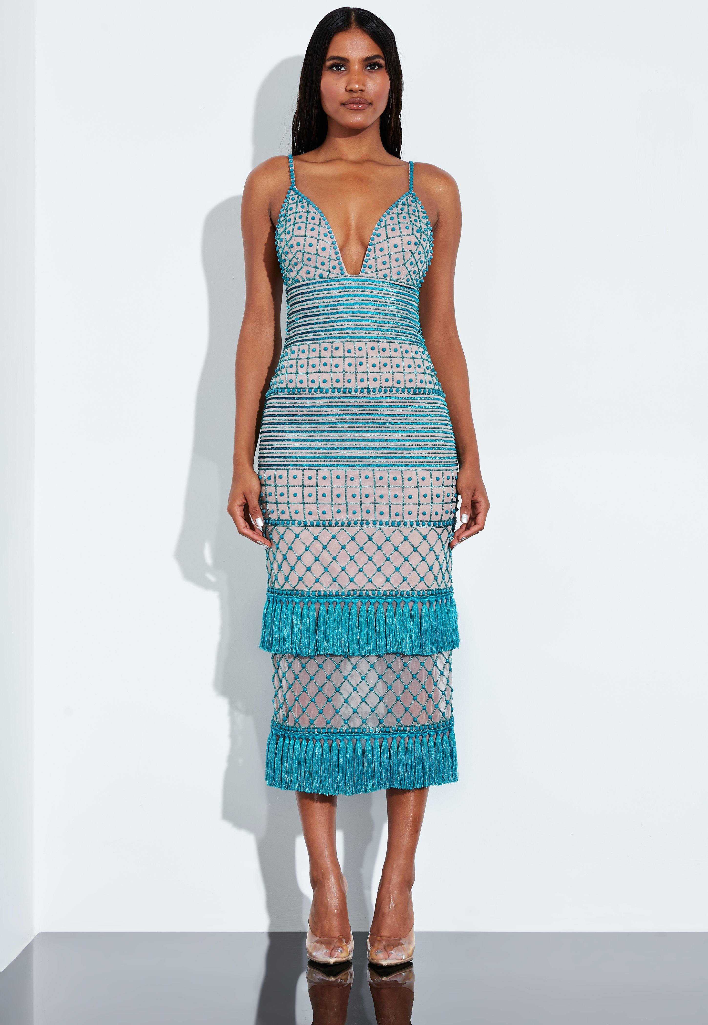 1a0a6c089be Midi Dresses UK