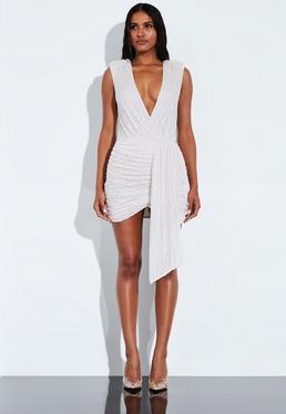 e5fd30a3 Sequin Dresses - Sparkly Dresses Online | Missguided