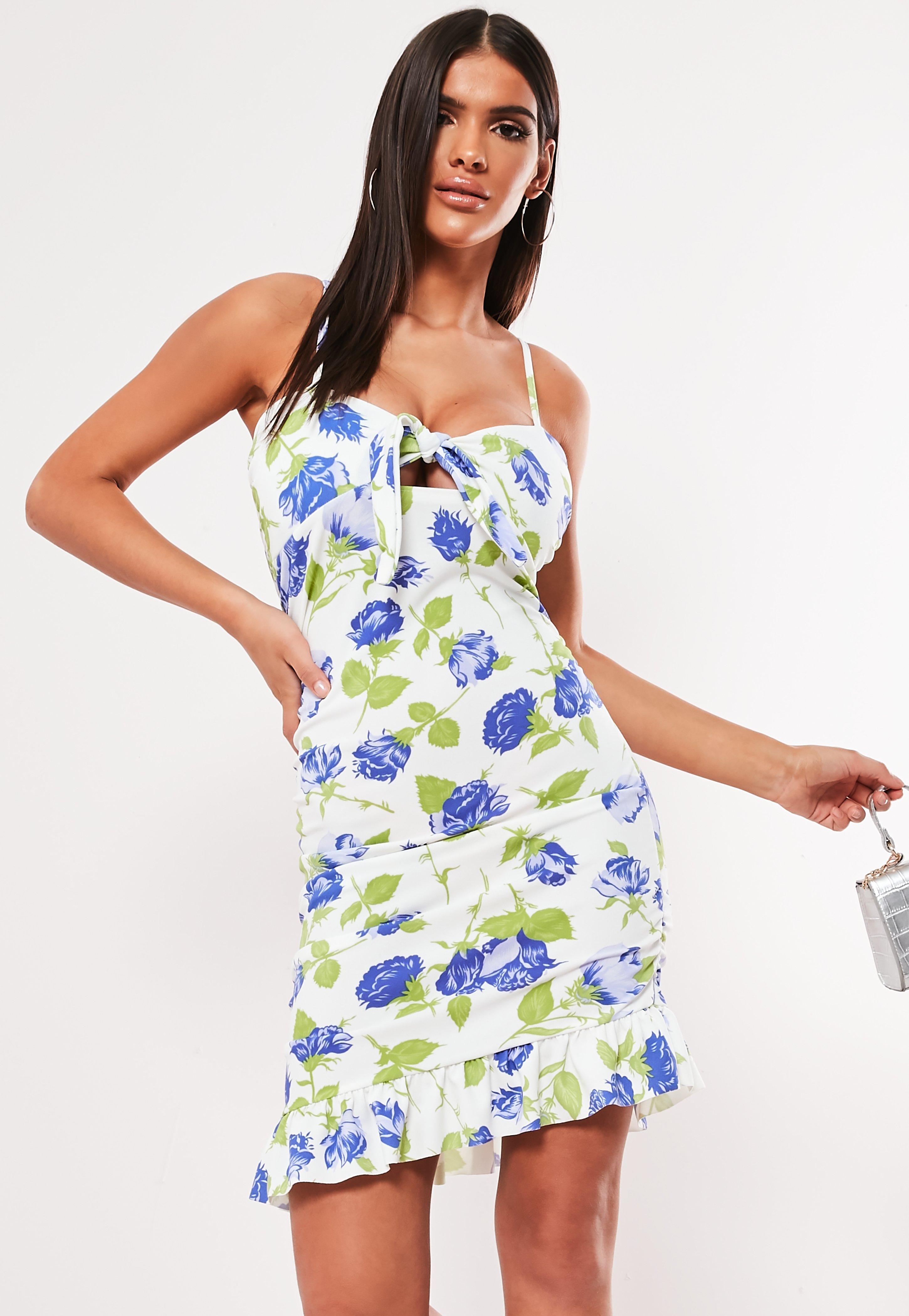 8ca6c2513aa Floral Dresses