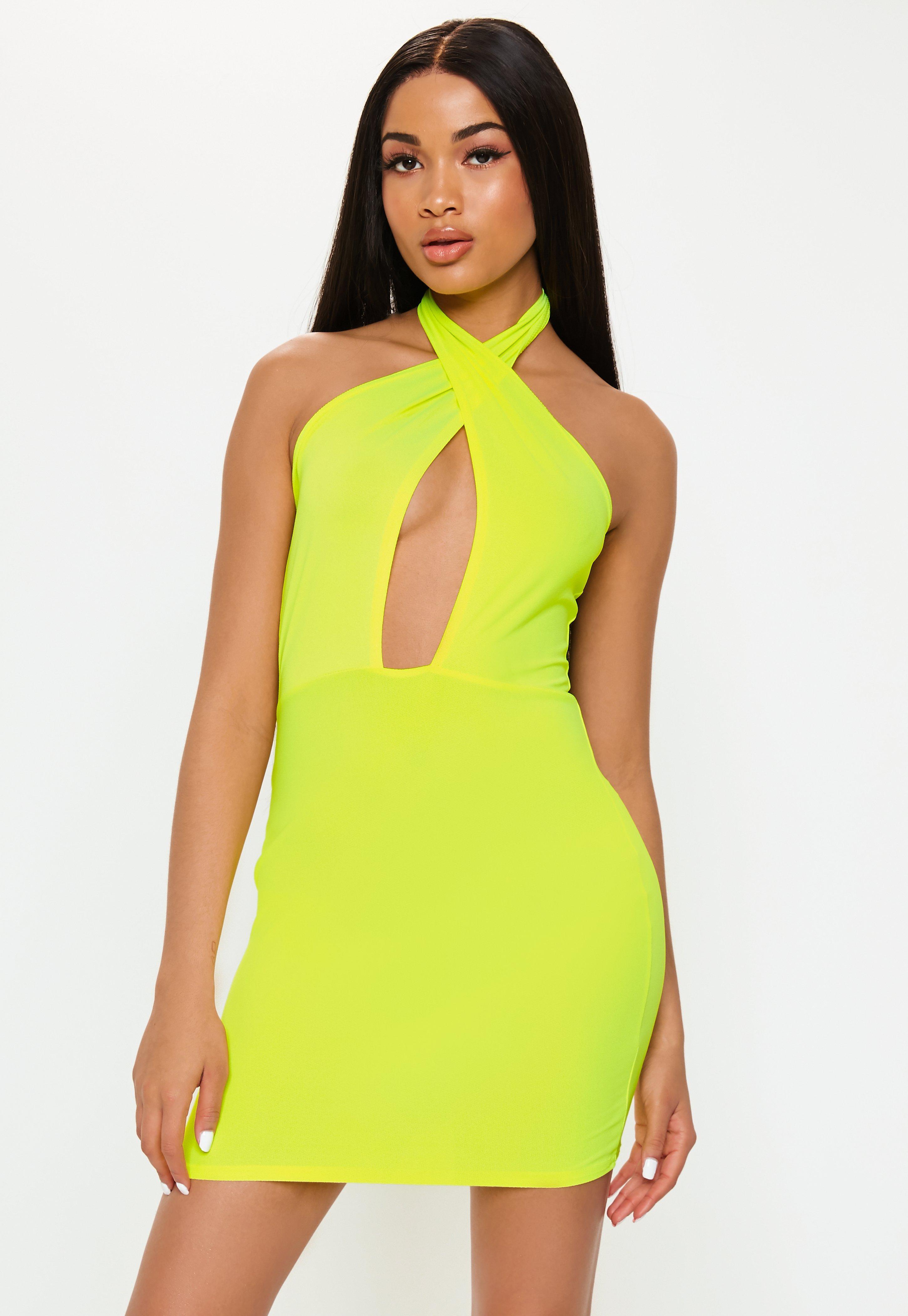 425af90173 Yellow Dresses