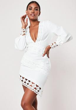 Crochet Dresses Missguided