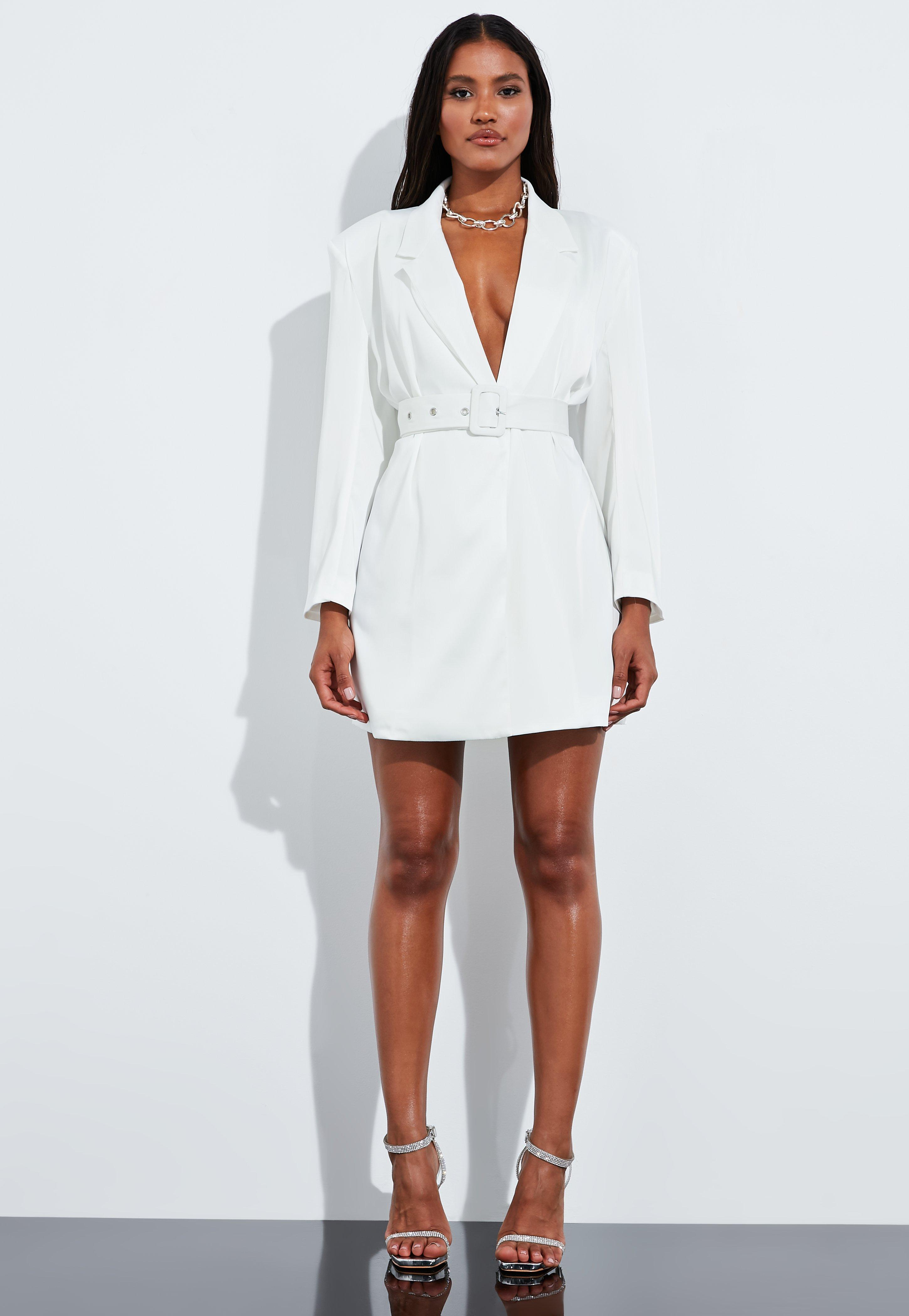 2ae1727b1491 Wrap Dresses | Wrap dress & Tie Waist Dresses - Missguided