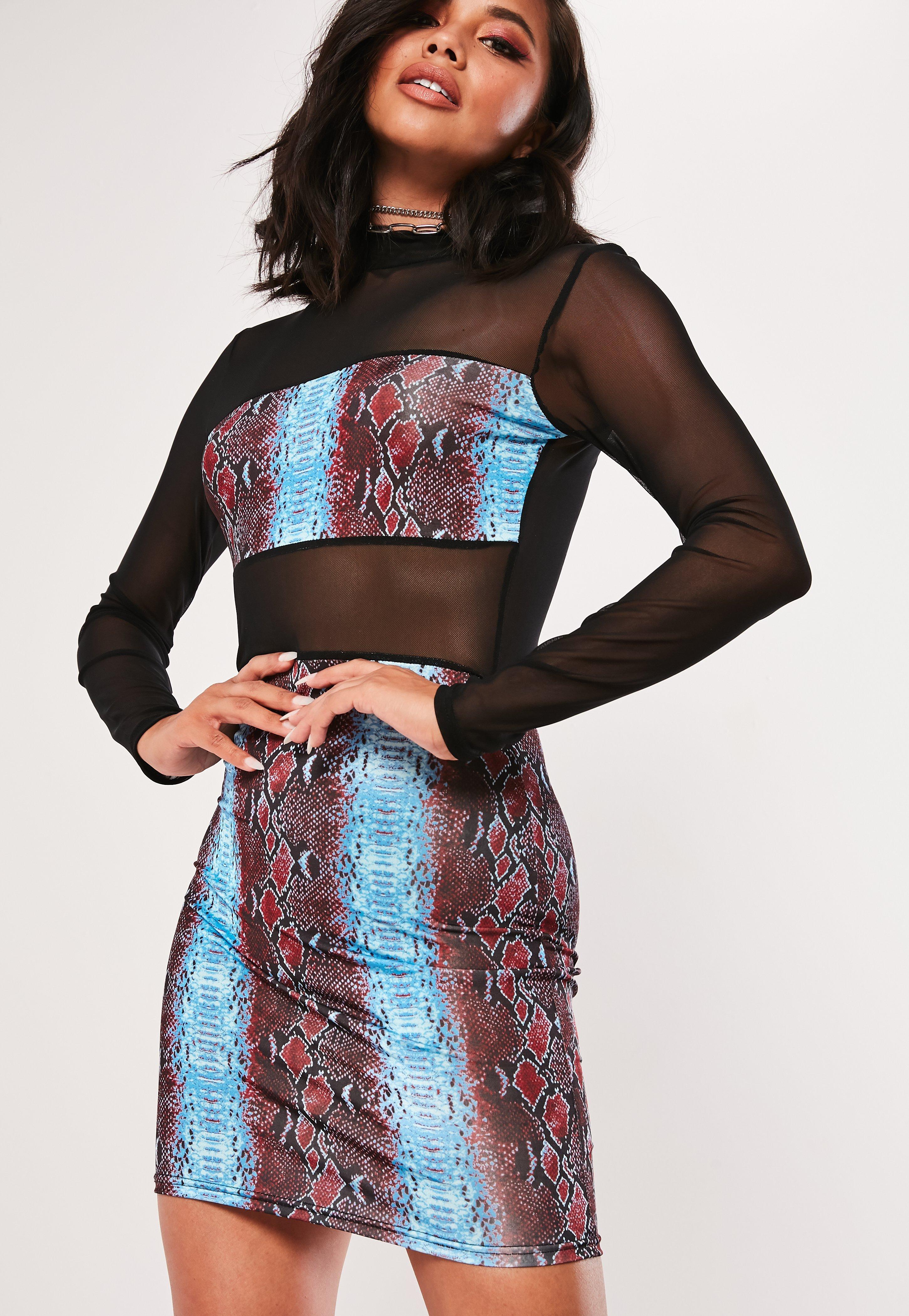 f2e42220b88 Snake Print Dresses   Tops – Snake Print Clothing