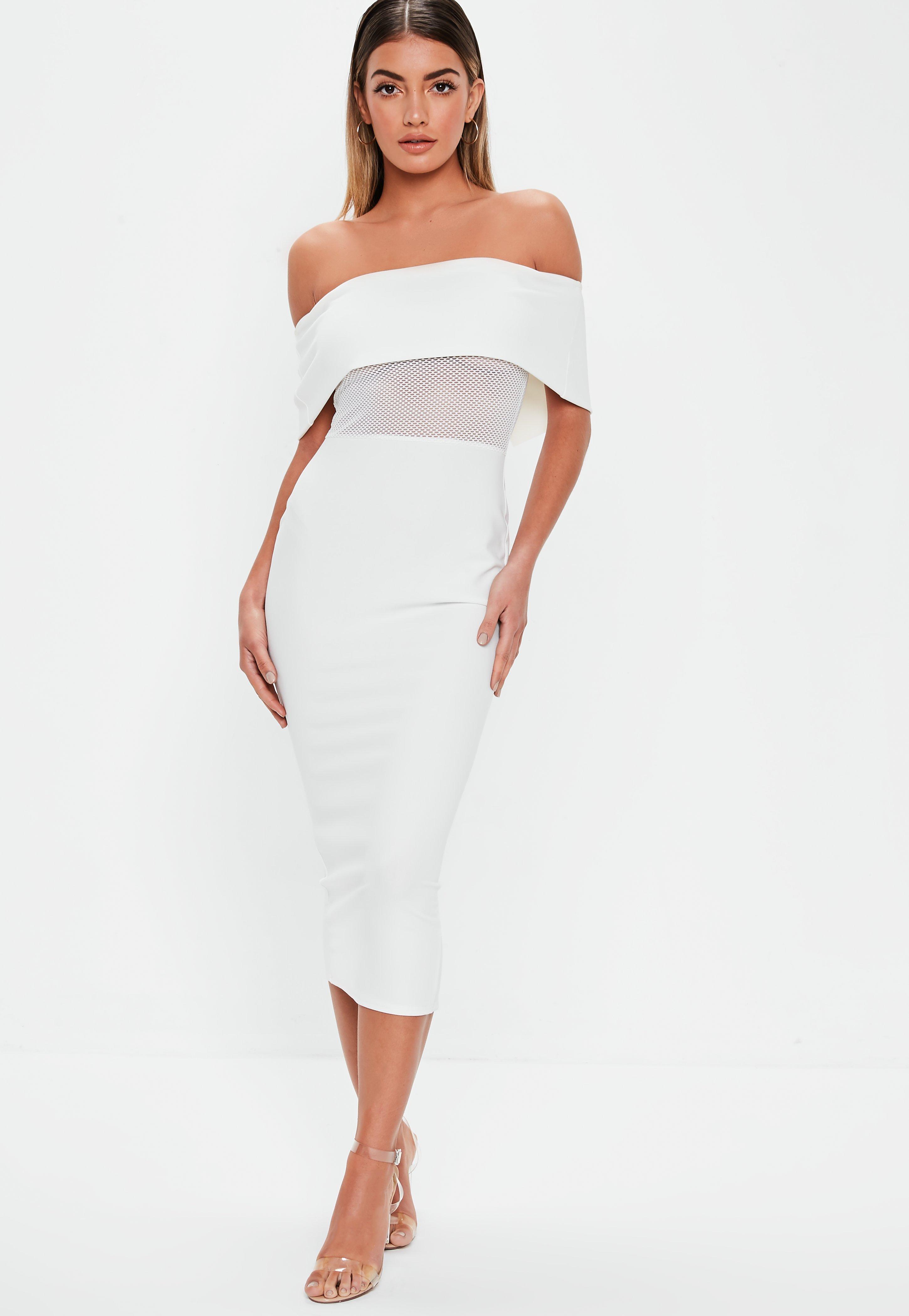 20ce49a2c9 Off the Shoulder Dresses - Bardot Dresses Online
