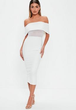 a923fe779c5a Bardot Dresses | Off The Shoulder Dresses - Missguided