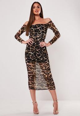 bcf43c74 Brown Dresses | Chocolate Brown & Tan Dresses - Missguided