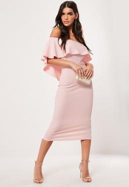 d16475f099c2 Pink Dresses | Hot Pink & Light Pink Dresses - Missguided