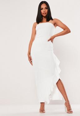 2aaf6b13 Bandeau Dresses | Shop Strapless Dresses - Missguided