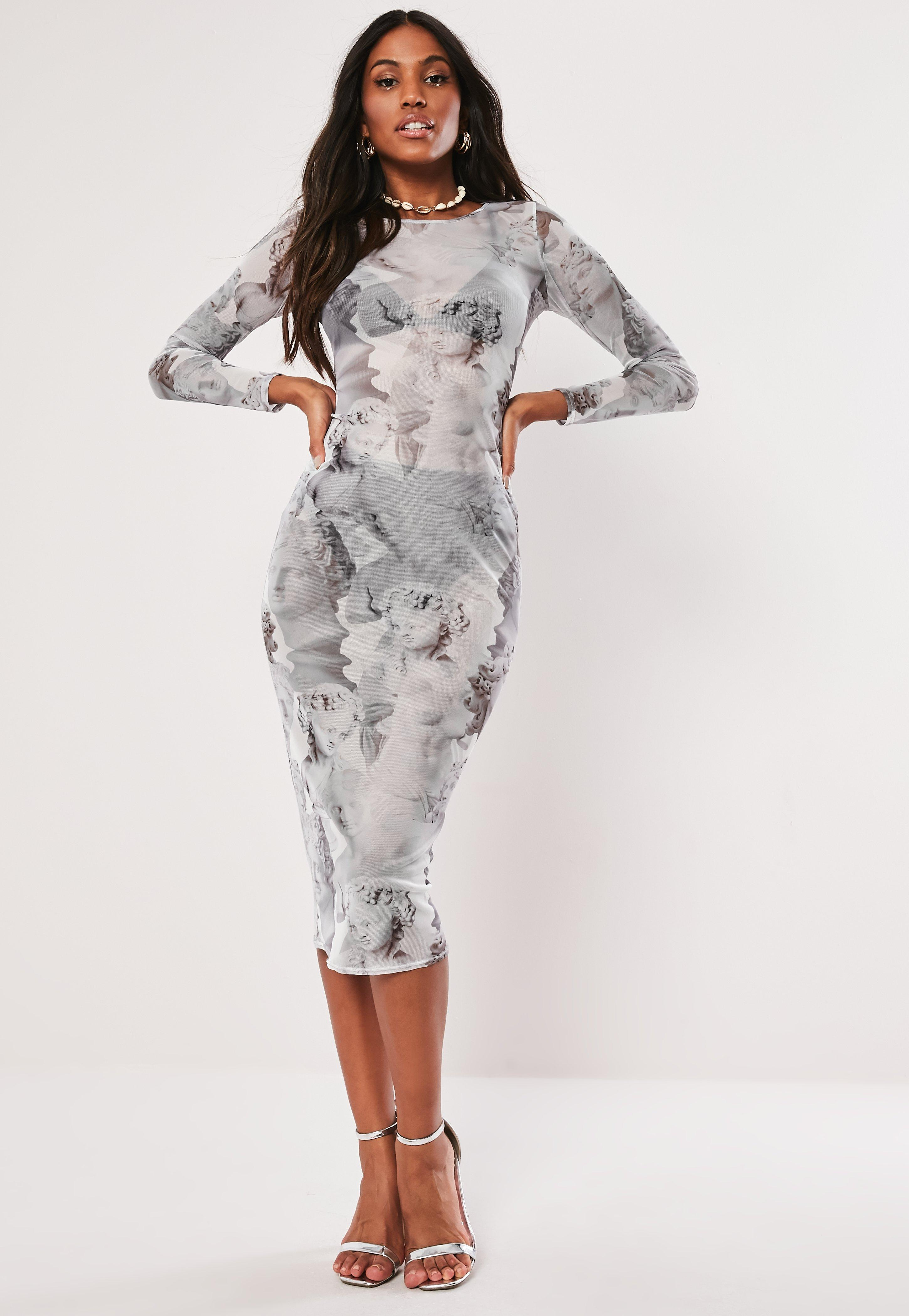 a90cc8f716 Mesh Dresses