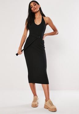 8c69ed8553 Deep V Neck Dress - Plunging Neckline Dresses