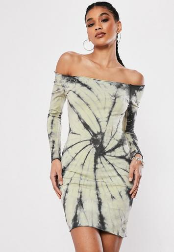 539f855058c56 Shoptagr | Abad X Missguided Metallic Knitted Mini Beach Dress Rose ...