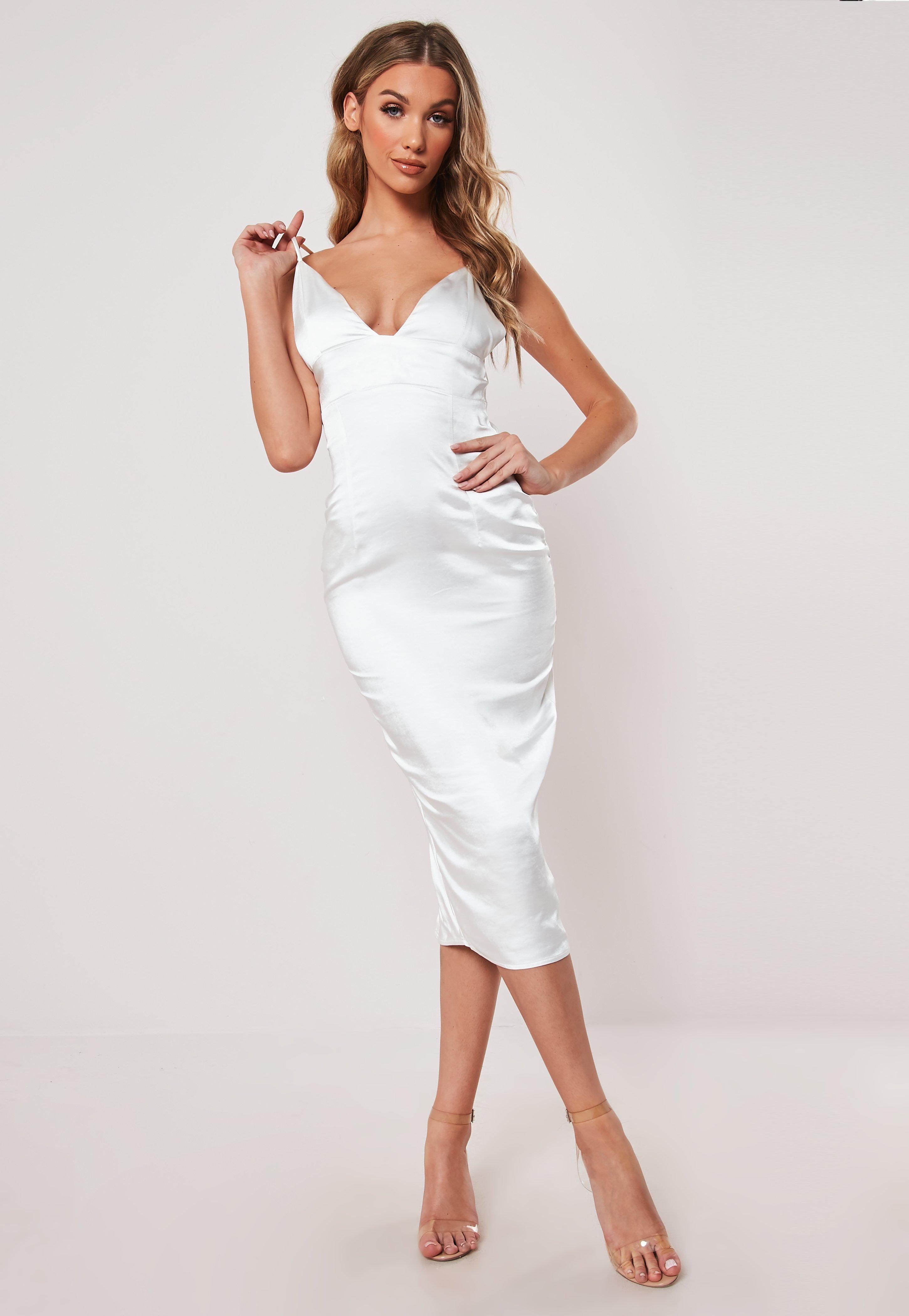 397357bcd2e Satin Dress - Silky Dresses Online