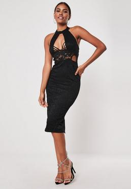 0f827db64a9 Cut Out Dresses | Shop Cutaway Dresses - Missguided