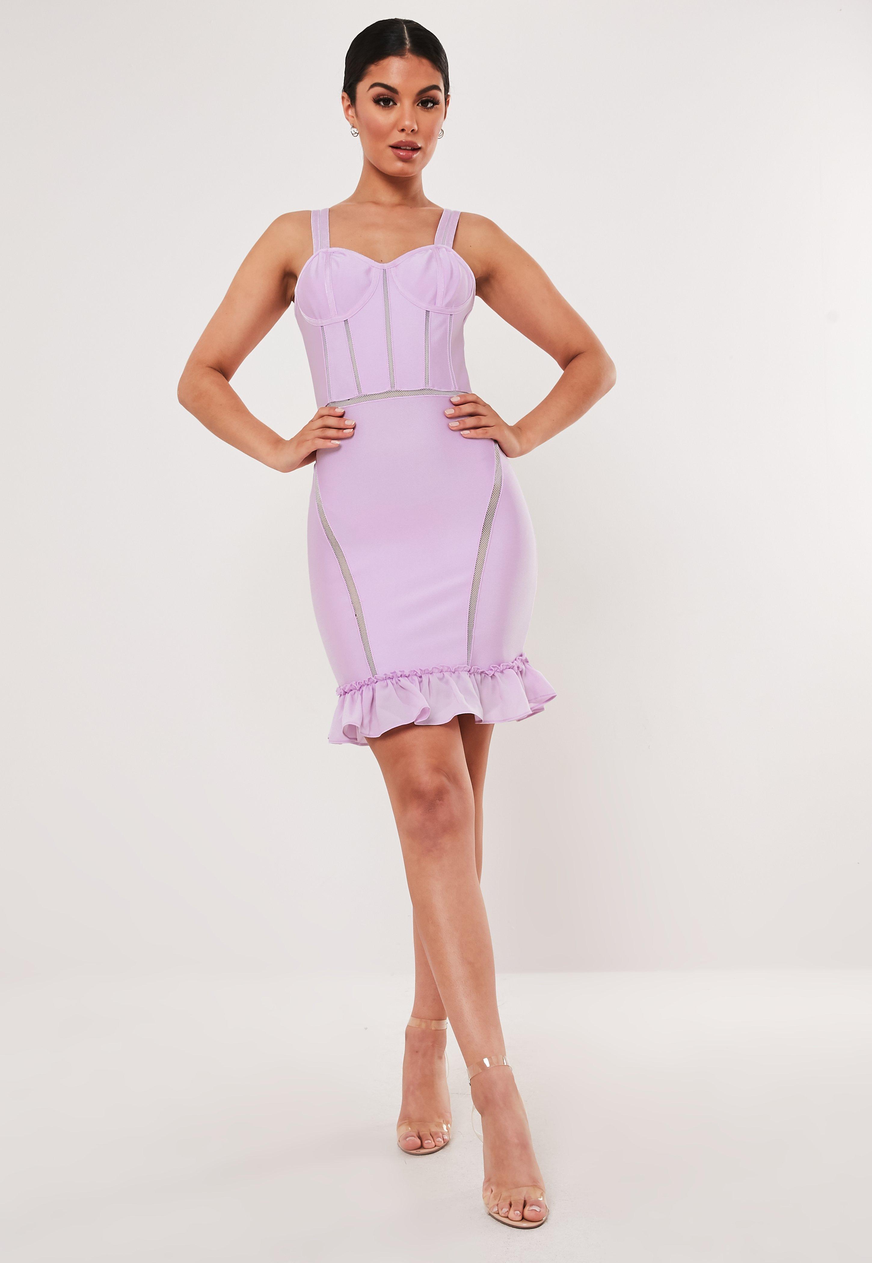 be8f43b98c75ab Bandage Dresses | Figure Hugging Dresses - Missguided