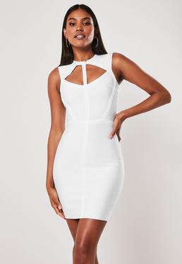 c06587f15198 Bandage Dresses   Figure Hugging Dresses - Missguided