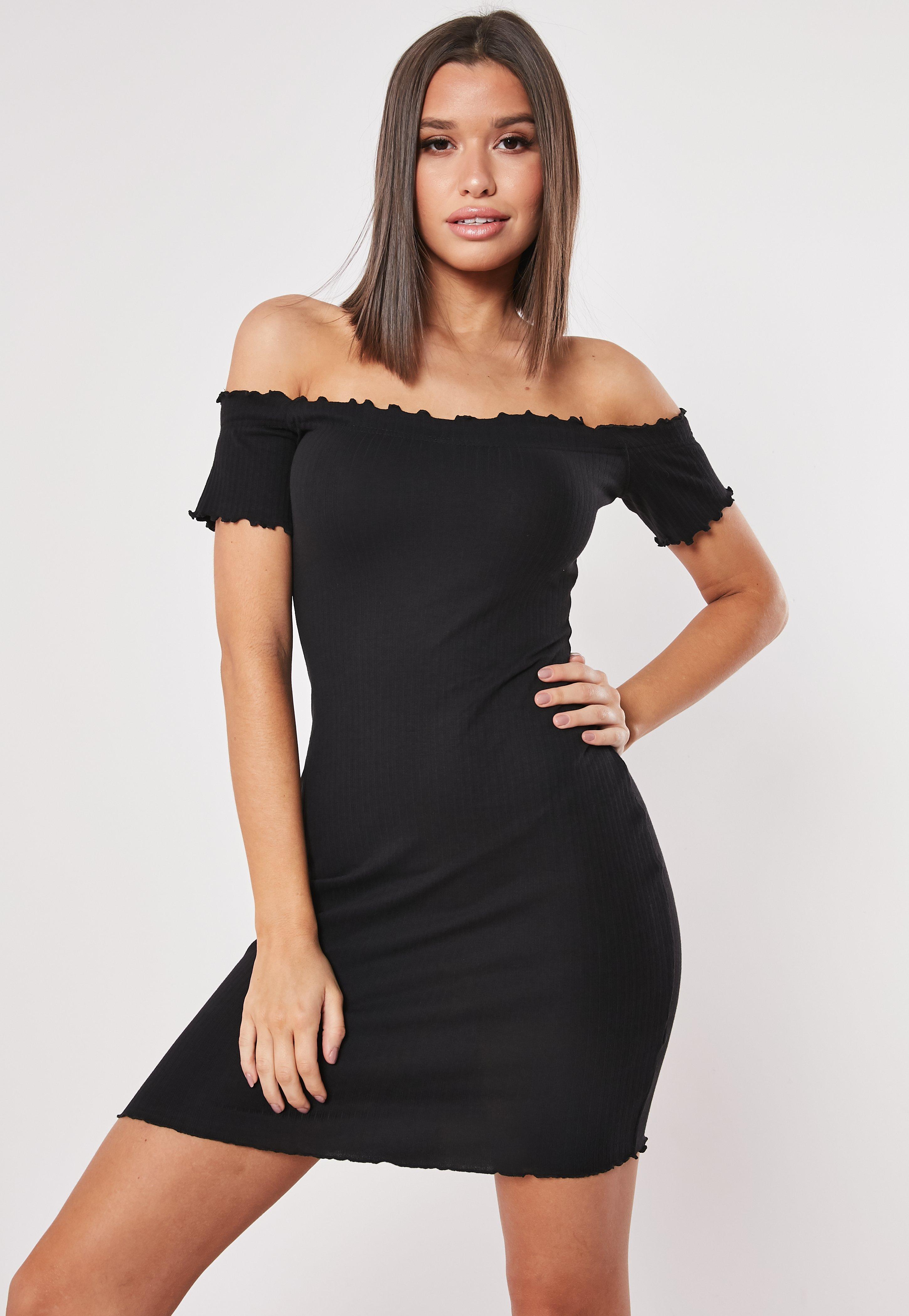 7bb0d6669f5b Off the Shoulder Dresses - Bardot Dresses Online