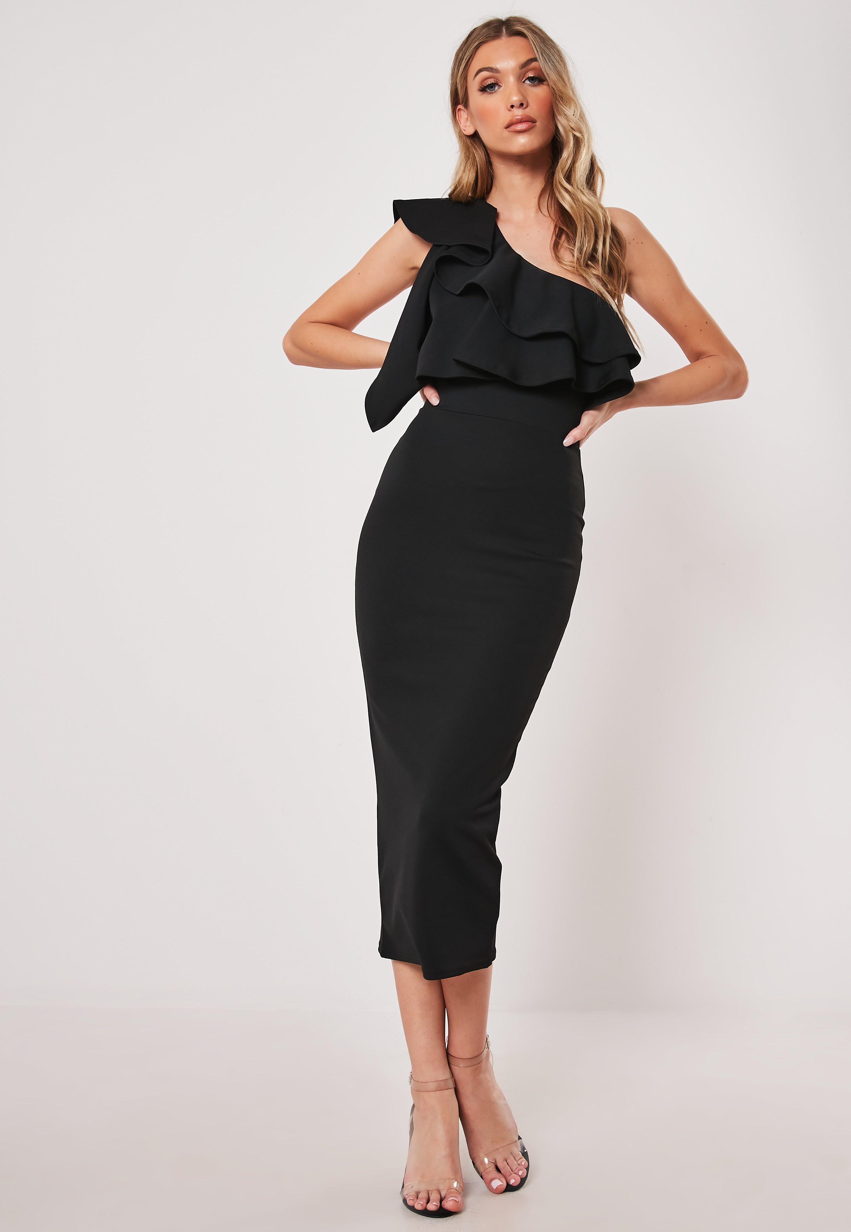 823d7ef1d1f One Shoulder Dresses