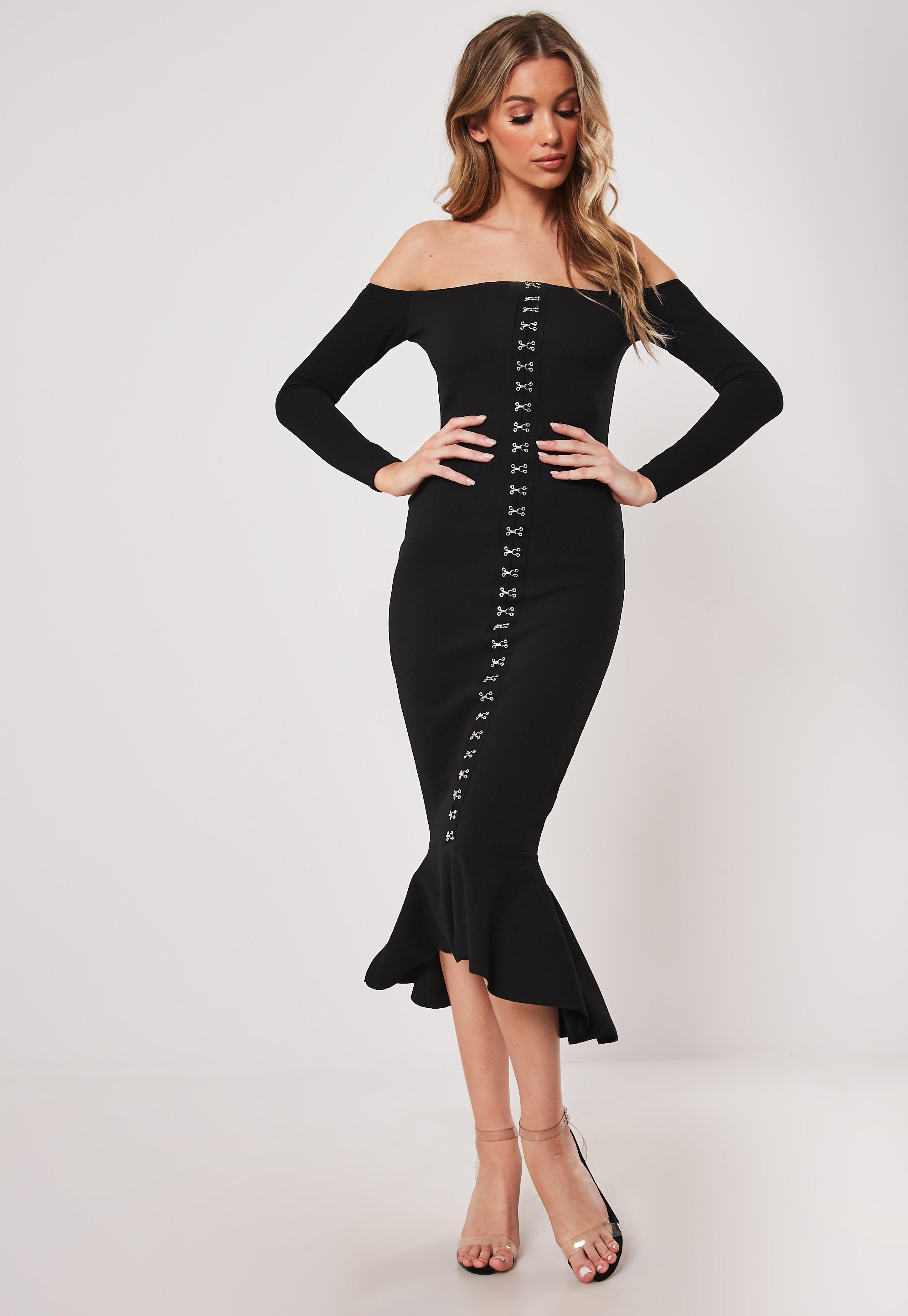 baf92acb8f0 Off the Shoulder Dresses - Bardot Dresses Online