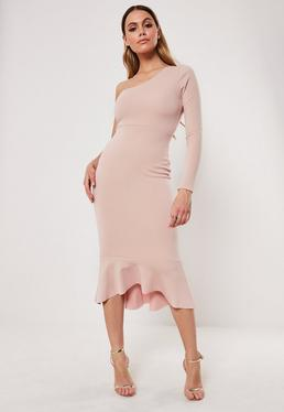 2823a829bc8d4 Long Sleeve Dresses | Dresses with Sleeves - Missguided
